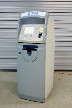 Store, ATM, CASH/BANK MACHINE,STANDING, WORKS (