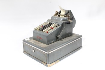 Store, Cash Register, VINTAGE OLD STYLE