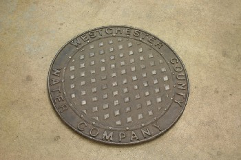 Street, Sewer Cover, LIGHTWEIGHT PROP MANHOLE SEWER COVER,