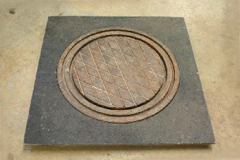 Street, Sewer Cover, 24