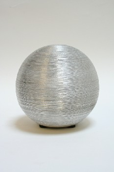 Decorative, Shapes, RINGED TEXTURE, POTTERY, SILVER