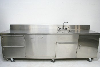 Counter, Misc, W/SINK & 6