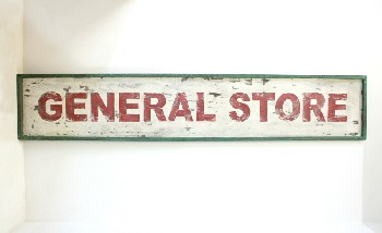Sign, Store, OLD STYLE