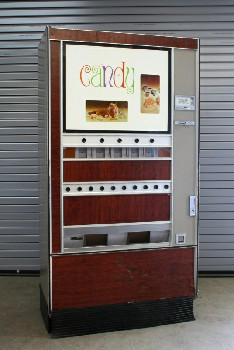 Vending, Machine, VINTAGE