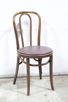 Chair, Dining, ANTIQUE BENTWOOD,