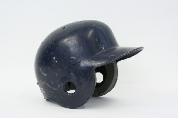 Headwear, Helmet, BASEBALL,BATTING HELMET W/