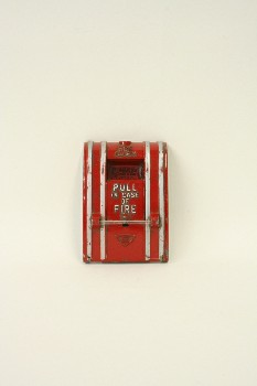 Fire, Pull Station,