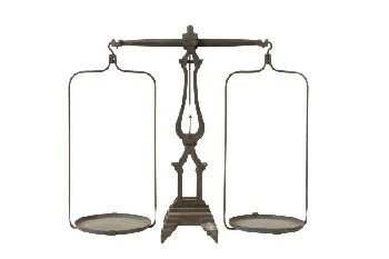 Decorative, Scale, BALANCE/WEIGHING SCALE,10
